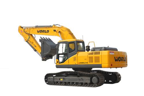 沃得W2245DLC-8液压挖掘机