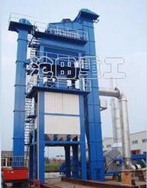 沧田重工LB1500B沥青搅拌设备高清图 - 外观