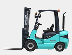 美科斯FD10T/FD15T/FD18T型1-1.8吨柴油(汽油)内燃叉车高清图 - 外观