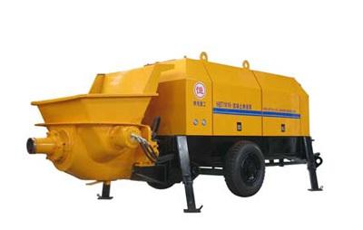 瑞汉特高压系列混凝土输送泵