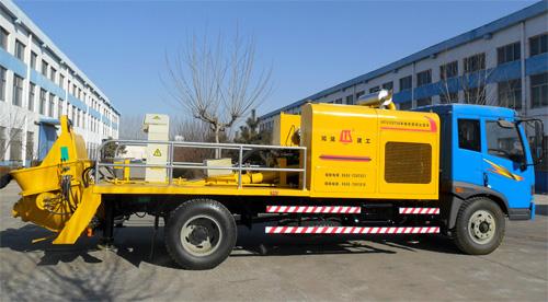 鸿达HDT5120THB车载泵高清图 - 外观