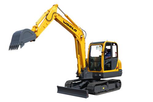 沃得W265-8液压挖掘机