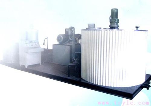 源流長GHRS6000型移動式瀝青改性設備