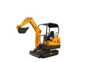 沃得W218液压挖掘机