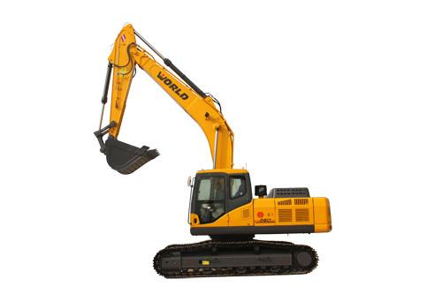 沃得W2260LC-8液压挖掘机
