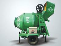 鸿达JZC500混凝土搅拌机