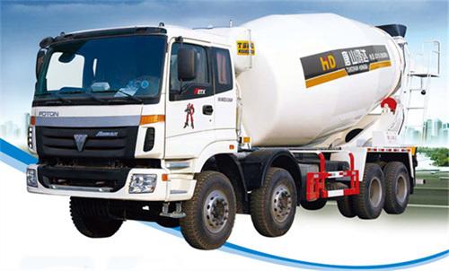 唐鸿重工XT531*GJBBJ**欧曼系列搅拌运输车