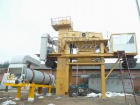 沧田重工YLB1000沥青搅拌设备