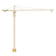 中联重科TC6015A-10(CE)塔式起重机高清图 - 外观