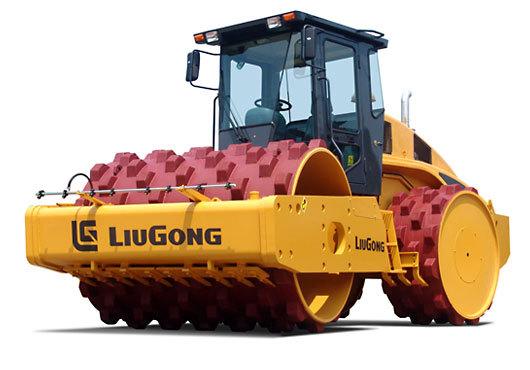 柳工CLG616L压实机