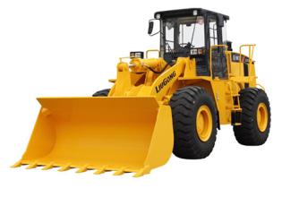 柳工ZL50CN轮式装载机高清图 - 外观