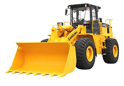 柳工ZL50CN轮式装载机