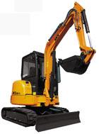 京城长野NS35R-8挖掘机