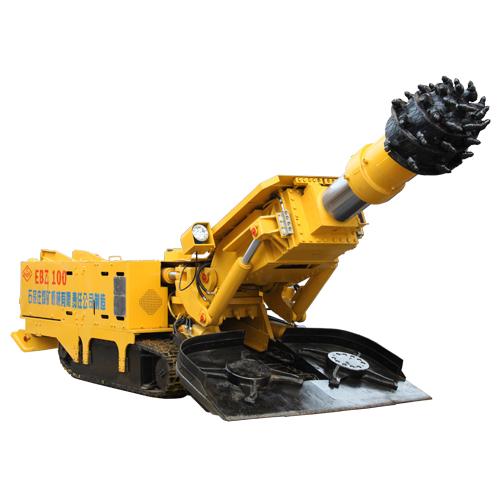 石煤机EBZ100型半煤岩掘进机高清图 - 外观