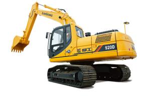 柳工CLG920D挖掘机