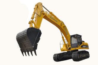 中联重科ZE480E/ESP小型挖掘机高清图 - 外观
