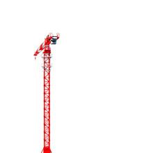 中联重科TCT5513-8塔式起重机高清图 - 外观