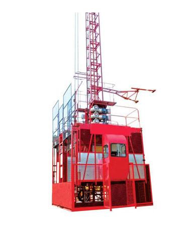 大汉SC200/200施工升降机高清图 - 外观