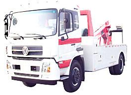 石煤机SMJ5141TQZ型清障车