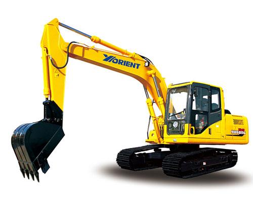 愚公WY135-8履带式挖掘机高清图 - 外观