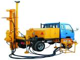 宏大钻孔QZG80E车载潜孔钻机