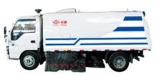 石煤机SMJ5060TSL型清扫车