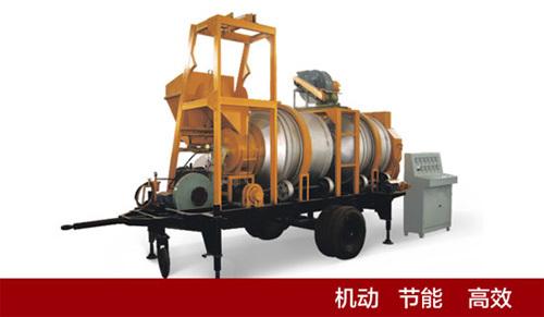 美通筑机SLJ系列节能环保型沥青搅拌机