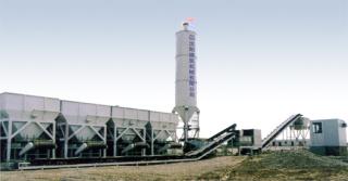 沈建HZS120型混凝土搅拌站
