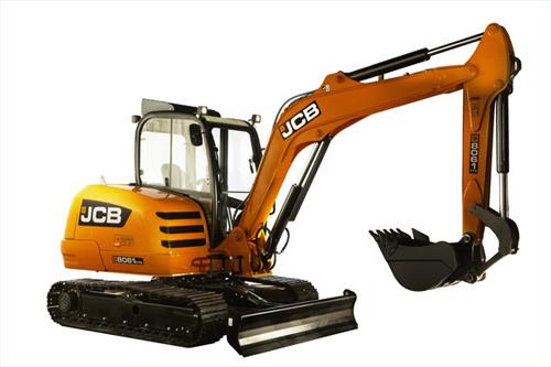 JCB8061挖掘机