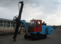 宏大钻孔KQG138液压潜孔钻机高清图 - 外观