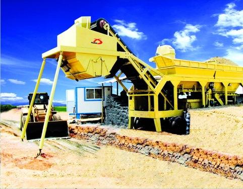 信达机械移动式稳定土厂拌