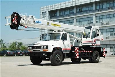 京城重工QY12D汽车起重机