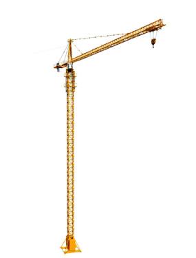 中联重科TC6015A-10F塔式起重机