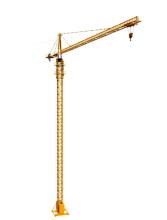 中联重科TC6515B-12(CE)塔式起重机高清图 - 外观