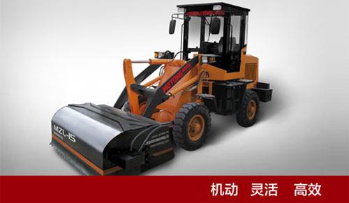 美通筑机MTQS-1500清扫机
