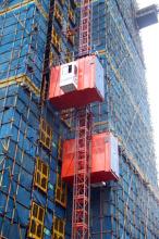 沈建sc200/200型施工升降机高清图 - 外观