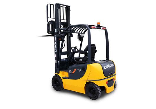 柳工CLG2015AS电动平衡重式叉车