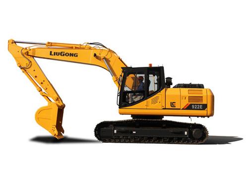 柳工CLG922E挖掘機
