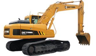 奇瑞迪凯DE220LC型挖掘机