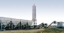 沈建HZS180型混凝土搅拌站高清图 - 外观
