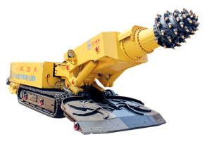 石煤机EBZ200(A)岩石掘进机