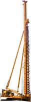 富岛机械FDL26长螺旋钻孔机