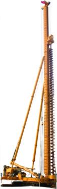 富島機械FDL26長螺旋鉆孔機
