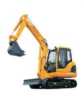 中联重科ZE60E小型挖掘机
