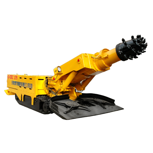石煤机EBZ135型半煤岩掘进机高清图 - 外观