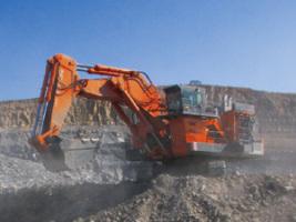 日立EX3600-6大型挖掘机
