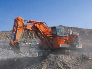日立EX3600-6大型挖掘機