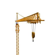 中联重科TC6016A-8E塔式起重机高清图 - 外观