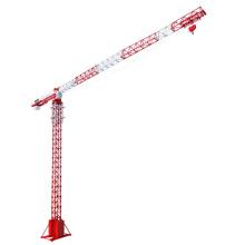 中联重科TCT5510-6G塔式起重机高清图 - 外观