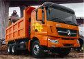 内蒙古北方重工ND3250B38J5型矿用自卸车高清图 - 外观